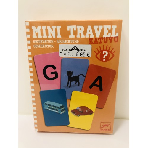 Mini travel Katuvu