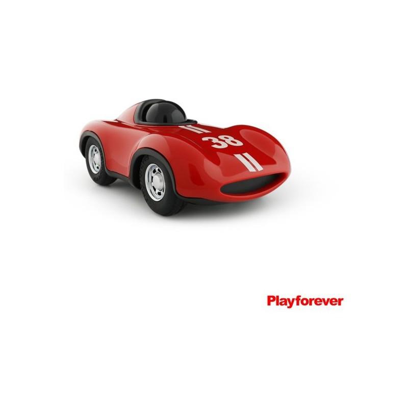 Coche Mini Speedy Le Mans, Rojo