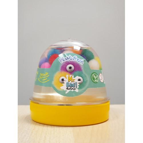 Plastifresh mr boo pompones