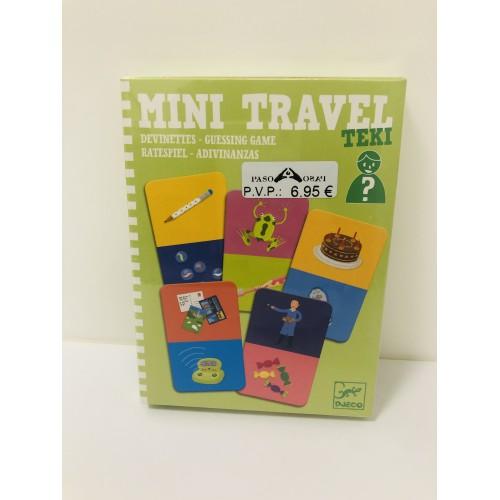 Mini Travel Teki