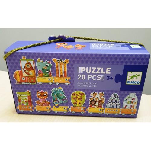Puzzle Yo cuento