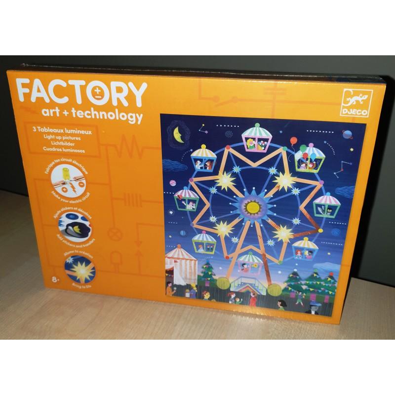 Factory Cuadros Luminosos