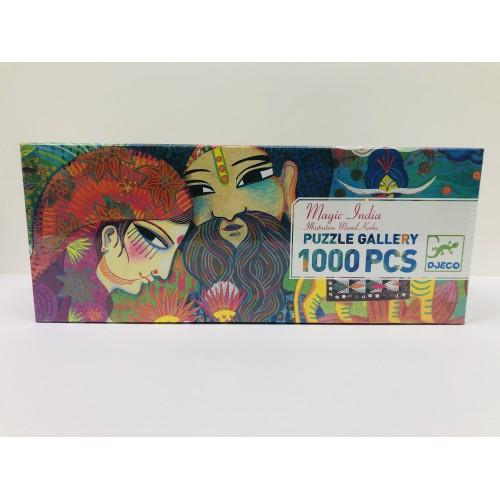 Puzzle Galería India Mágica