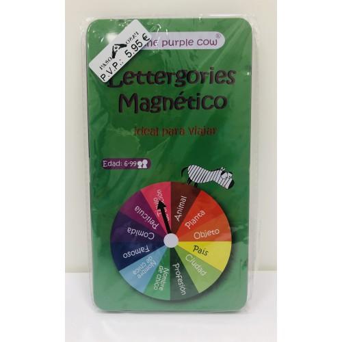 Lettergories Magnético