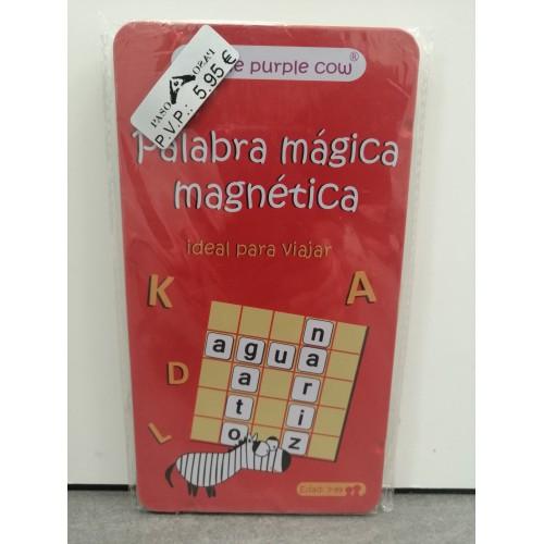 Palabra mágica magnética