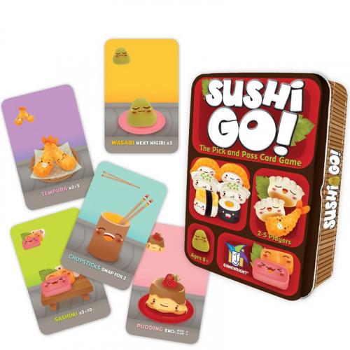 Sushi Go Party Juego de Cartas