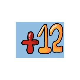 EDADES +12